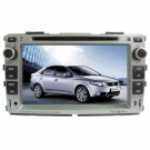 2 Din Kia Forte GPS Navigation Kia Forte DVD Player Radio Head Unit