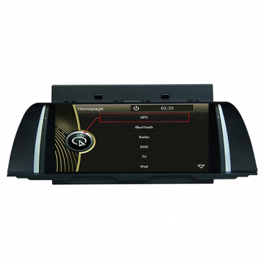 "10.2"" Touch Screen BMW F10 Navigation GPS system headunit"