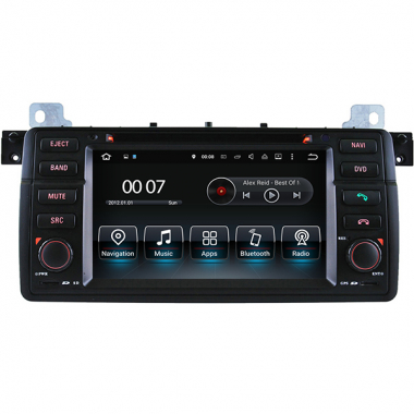 Android BMW E46 Radio Replacement Navigation Upgrade Head Unit
