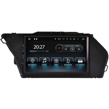 Mercedes GLK 350 Radio Head Unit Android Screen Replacement Aftermarket Stereo