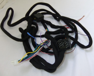 6m long wiring harness for BMW 17 Pins/40 Pins