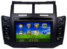 Toyota Yaris DVD Player - Toyota Yaris GPS Navigation Head Unit