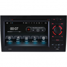 Audi A4 Radio Replacement With Android Head Unit DVD Player GPS Navigation System