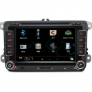 VW DVD Player with GPS Navi BT Radio USB iPod SD Can-Bus