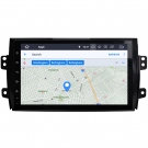Android Suzuki SX4 Radio Replacement GPS Navigation Stereo Upgrade With WiFi USB Bluetooth FM