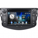 TOYOTA RAV4 DVD Player with Gps Navigation Bluetooth Radio USB AV-in