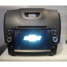 2013 Chevrolet S10 DVD GPS Navigation System Bluetooth Head Unit