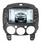 Mazda 2 DVD player-Mazda 2 Navigation-Mazda 2 GPS Head Unit