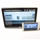 "11.6"" Full HD Headrest Car Android Monitor Multimedia USB SD Bluetooth Mirror-Link WiFi"