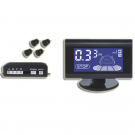 Reverse Parking Sensor Wireless with LCD Screen 4 Sensors