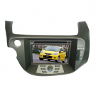 Honda-Fit Car DVD Player 7 Inch Two Din Digital LCD Screen with TV-Tuner Bluetooth IPOD FM 2GB SD Card