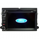 Ford Fusion DVD Player - Ford Fusion GPS Navigation Headunit