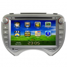 2 Din Nissan March DVD Player - Nissan March GPS Navigation Radio Bluetooth Touch Screen