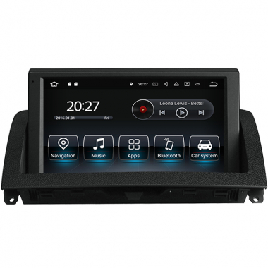 Mercedes Benz W204 Android Head Unit | W204 Screen Upgrade | Touch Screen GPS