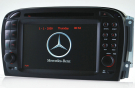Mercedes Benz SL350 SL500 R230 DVD Player Multimedia GPS Navigation System