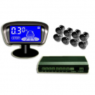 LCD Parking Sensor with 8 Reverse Sensors