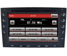 2 Din Renault Megane DVD Player - Renault Megane GPS Navigation Radio Bluetooth TV
