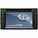 "Volkswagen Passat B5 DVD Player with GPS Navigation Bluetooth TV 6.2"" Digital Screen"