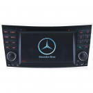 Double Din Mercedes Benz E-Class W211/G-Class W463/CLS W219 DVD Navigation with GPS/Steering Wheel Control