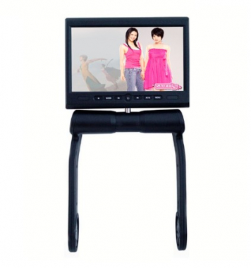 "8.5"" Armrest Monitor with Video Audio Input Output"
