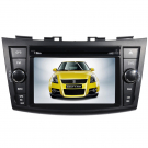 2 Din Suzuki Swift DVD Player - Suzuki Swift GPS Navigation