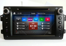 "2 Din Suzuki SX4 DVD Player - Suzuki SX4 GPS Navi 8"" LCD Touch Screen Radio with TV"