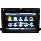 2 Din Ford Explorer DVD Player - Ford Explorer GPS Navi Radio Digital LCD Screen