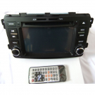 Mazda CX-9 DVD Player Double Din- Mazda 9 DVD GPS Navigation Radio