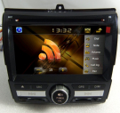 Honda City DVD Player 2 Din Honda City GPS Navi System Bluetooth RDS