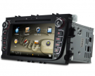 Double Din Ford Mondeo DVD GPS Navi Head Unit