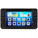 2 Din Suzuki Jimny DVD Player - Suzuki Jimny GPS Navigation 6.2 Inch Touch Screen Bluetooth