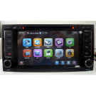 VW Touareg GPS Navi DVD Player Radio Double Din with CDC RDS iPod PIP