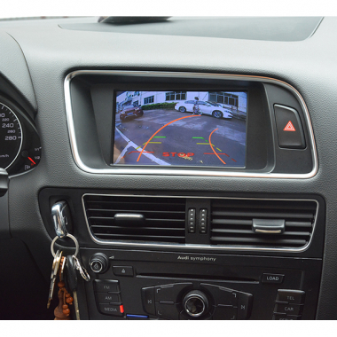 Android Audi Q5 A5 A4 Radio Screen Upgrade Replacement Aftermarket Navigation Android Head Unit