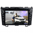 2 Din Honda CRV DVD Player - Honda CRV GPS Navigation Bluetooth Radio Touch Screen