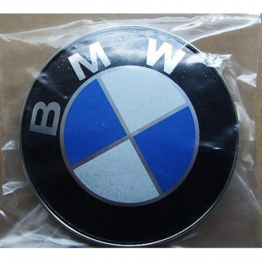 82mm BMW Badge Head Rear Emblem #CDA-BM001 for BMW 20 PCS