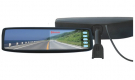 "4.3"" Rear View Mirror Monitor Bluetooth Back Up LCD Screen"