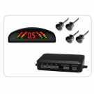 Wireless Parking Sensors Mini LED with 4 Sensors