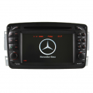 2 Din Benz W210 DVD Player E W210 GPS Navigation Radio Can Bus On Board Computer