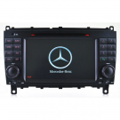2 Din Mercedes Benz CLK W209 DVD Player - CLK W209 GPS Navigation Radio Bluetooth