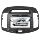 HYUNDAI Elantra HDC 2 Din Car DVD Player with GPS TV FM Bluetooth IPOD USB