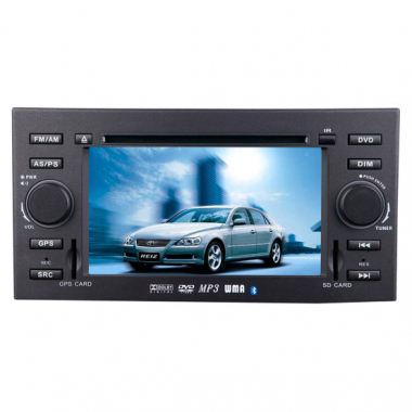 Toyota-REIZ Car DVD Player 6.5 Inch 2 din Car DVD with GPS Navigation Bluetooth FM TV-Tuner IPOD