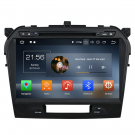 2015 Suzuki Grand Vitara DVD Player GPS Navigation Android Head Unit Touch Screen Upgrade