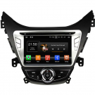 Android Hyundai Elantra Stereo Upgrade Navigation System DVD Player GPS Radio Head Unit