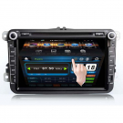 8 Inch Volkswagen Golf/Passat/Magotan/Bora/Tiguan DVD Nav with 3D Can-Bus